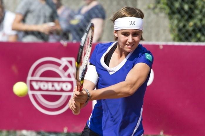 Greetje Minnen bereikt kwartfinales US Open bij junioren