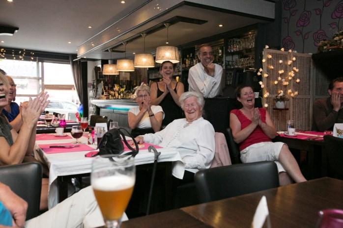 102-jarige wint bij Blokken