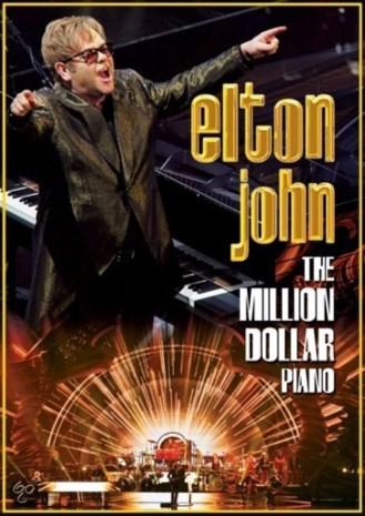 CD: The Million Dollar Piano – Elton John (***)