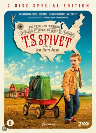 DVD: The Young and Prodigious T.S. Spivet (****)
