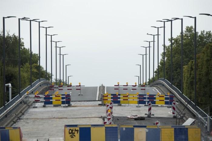 Reyersviaduct wordt definitief afgebroken