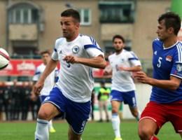 EK-tegenstanders: Bosnië wint, Cyprus verliest