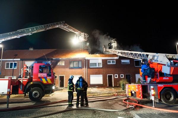 Stormloop voor job bij Mechelse brandweer