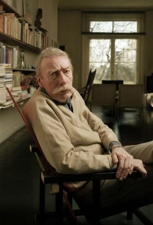 Dichter Gerrit Kouwenaar overleden
