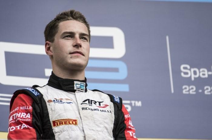 Stoffel Vandoorne start op polepositie in Monza