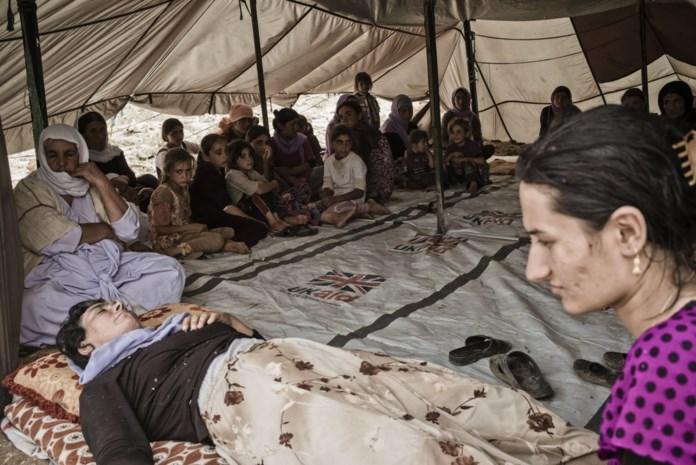 Vlaamse regering reserveert 400.000 euro voor Iraakse vluchtelingen