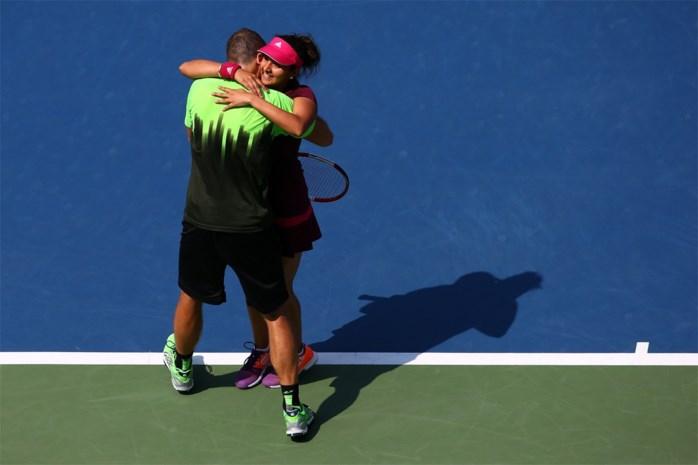 Bruno Soares en Sania Mirza winnen gemengd dubbeltoernooi US Open