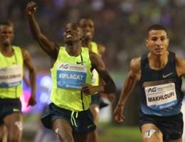 Makhloufi is de beste op de 1500m, Pieter-Jan Hannes dertiende