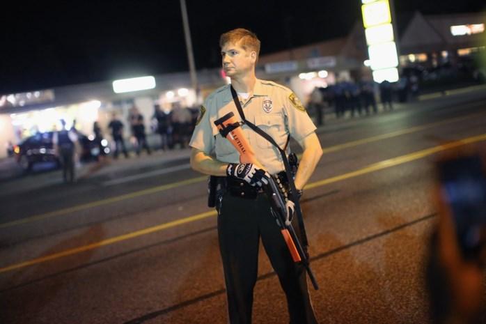 Amerikaanse justitie opent onderzoek naar politie Ferguson