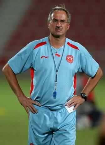 Duitser coacht nationale ploeg van Zuid-Korea
