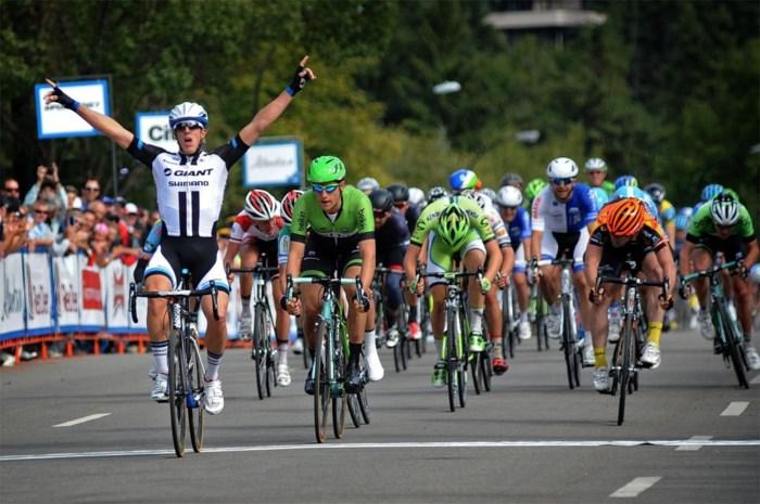Giant-Shimano ook aan het feest in Tour of Alberta