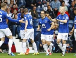 Lukaku scoort heerlijke goal voor Everton