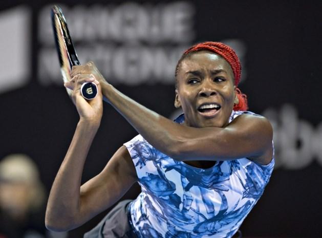 Venus ontmoet Kroatische in finale Quebec