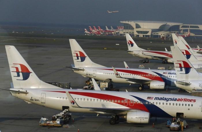 Toestel van Malaysia Airlines maakt noodgedwongen rechtsomkeer