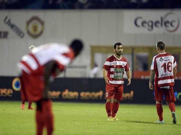 Antwerp zet na verdiende zege lichte opmars in de stand in