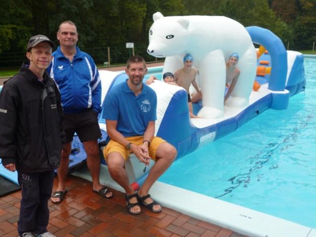 Ijsberen vieren opening seizoen met opendeurdag