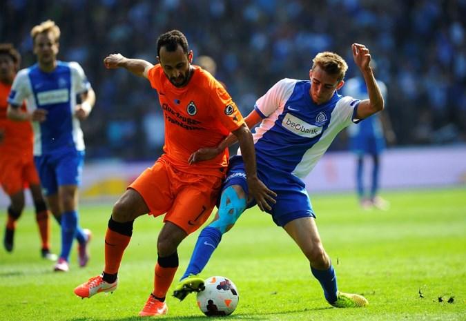 Nieuw Club Brugge kan niet winnen in Genk