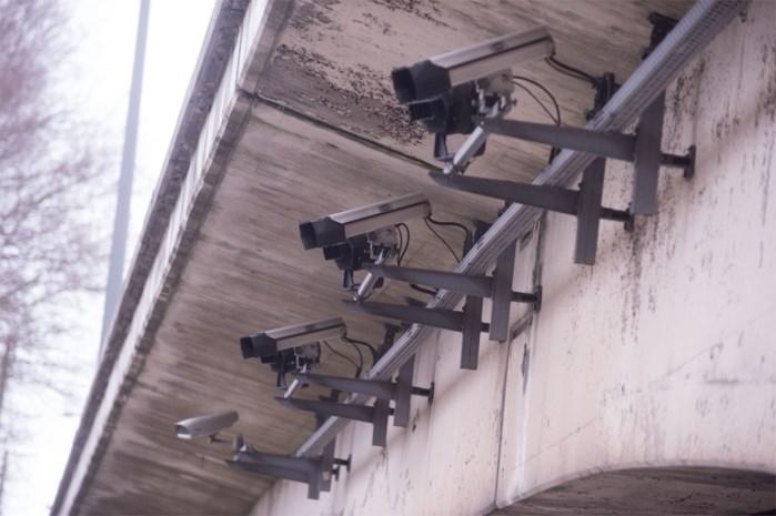 Al één politiezone op twee gebruikt slimme camera's