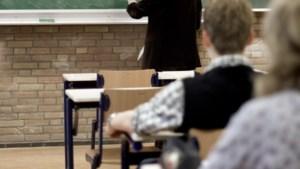 Een leerkracht voor negen leerlingen in België