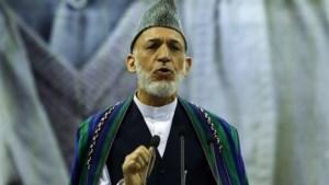 Karzai: 'VS hebben enkel eigen belang nagejaagd'
