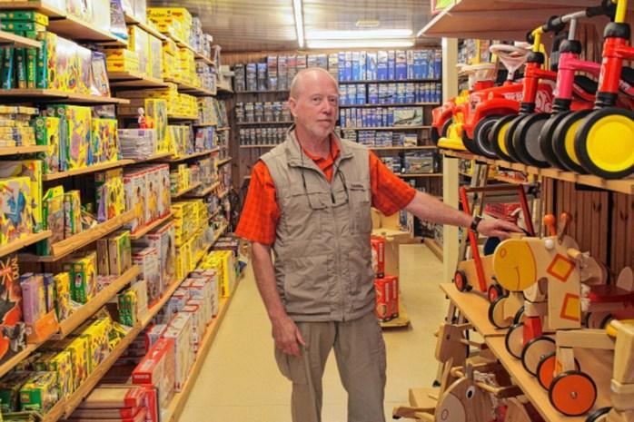 Luc Pittoors ruilt speelgoedwinkel voor Noorwegen