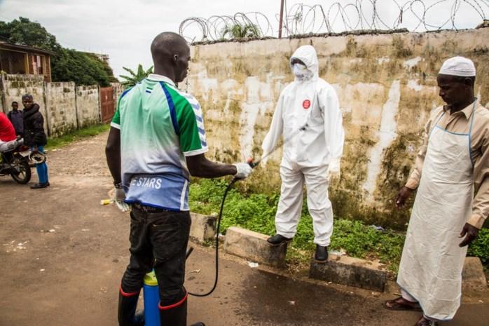 Aantal eboladoden nadert de 3.000