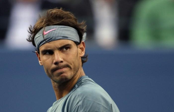 Nadal viert terugkeer op tenniscourt met winst