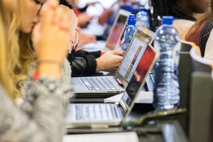 Meisjes vinden steeds vlotter de weg naar technologiestudies