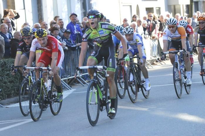 Stallaert (Veranclassic-Doltcini) wint GP Eugeen Roggeman in Stekene