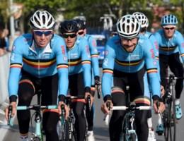 Boonen en Van Avermaet bepalen strategie na verkenning WK-parcours