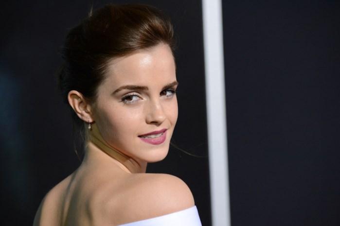 Gehackte naaktfoto's Emma Watson zijn marketingstunt