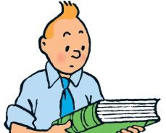 'Kuifje'-verzamelaar vindt strippagina van 300.000 euro