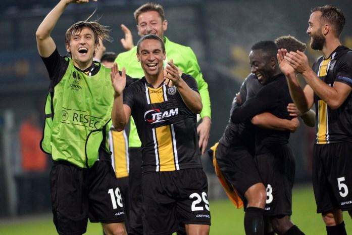 Nill De Pauw: 'Gelukkig gaat die bal nog binnen'