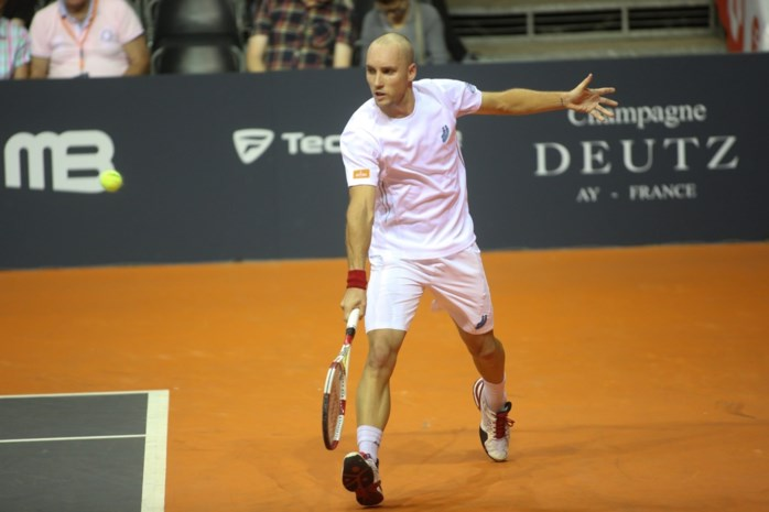 Steve Darcis naar kwartfinales in Bergen