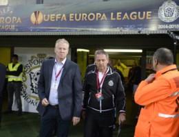 Metalist-coach: 'We hebben te weinig kwaliteit'