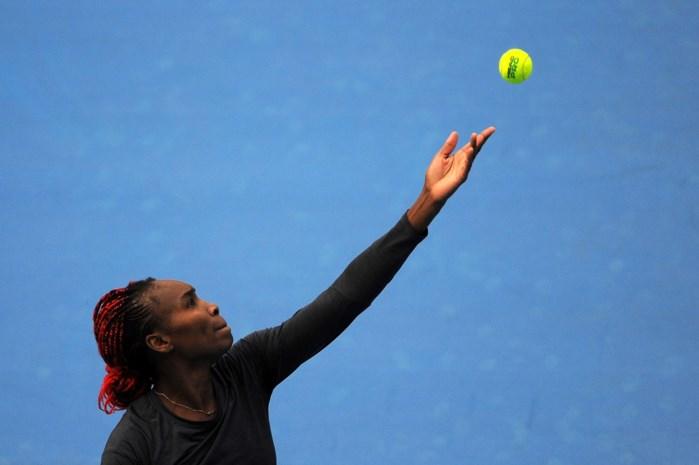 Petra Kvitova naar laatste acht na forfait Venus Williams