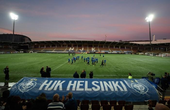 LIVE. volg HJK Helsinki - Club Brugge