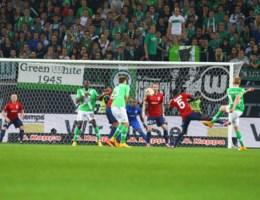 Kevin De Bruyne scoort goal van de avond in Europa League