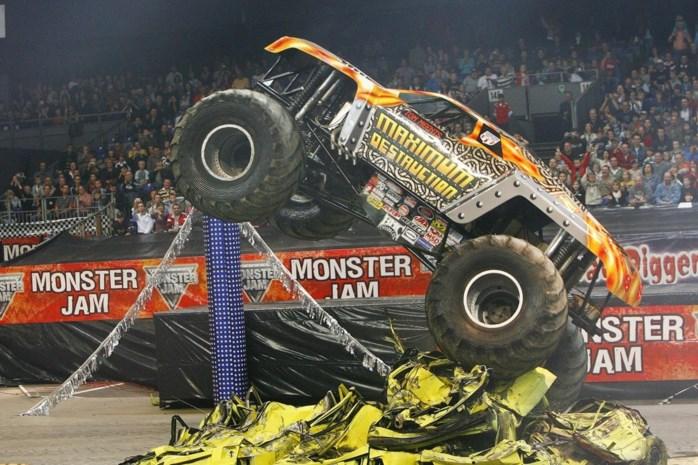 'Monster Jam' in Sportpaleis gaat door zoals gepland