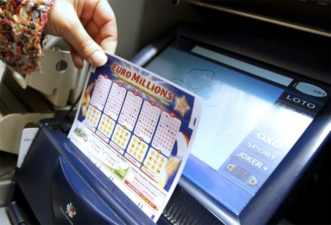 Belgen wonnen in tien jaar meer dan 1,8 miljard euro met Euro Millions