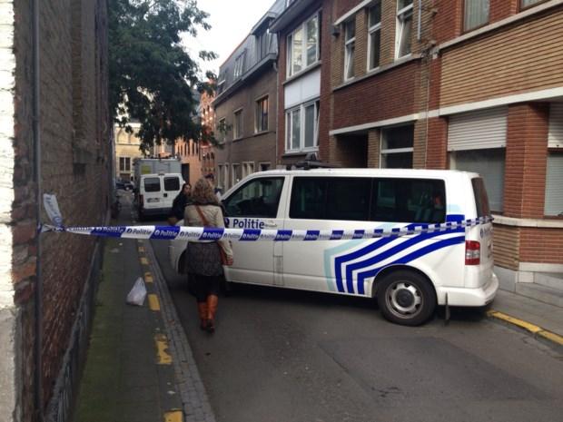 Vrouw overleden na val in centrum Leuven