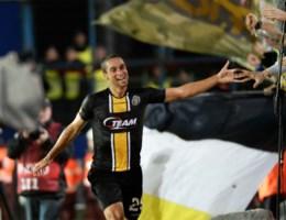 Nill De Pauw bezorgt Lokeren eerste zege in Europa League