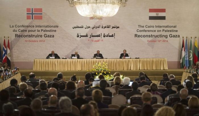 VS en Europa geven meer dan 650 miljoen euro voor wederopbouw Gazastrook