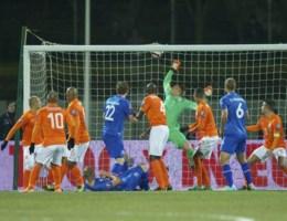 EURO 2016. Oranje pijnlijk onderuit, Kroatië dolt met tegenstand