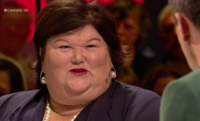 Maggie De Block zet Tom Van de Weghe op zijn plaats