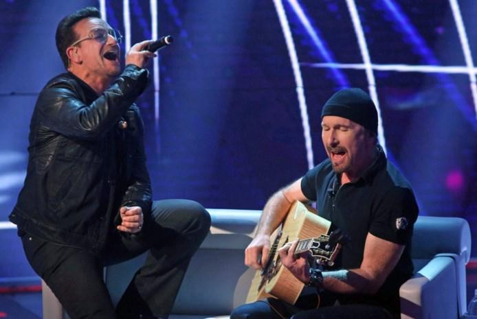 U2 duwt Rock Werchter-geruchten de kop in