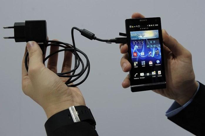 Nieuwe gsm-batterij laadt in enkele minuten op