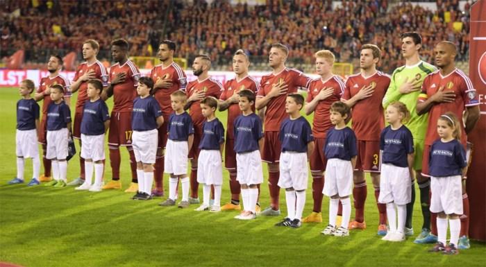 Historisch record voor Rode Duivels op FIFA-ranking