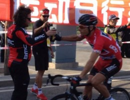 Gilbert pakt eindzege in Beijing, slotrit voor Modolo