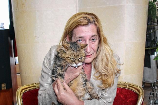 Oudste kat van het land overleden